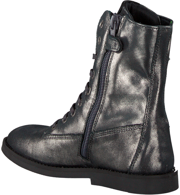 Silberne SHOESME Schnürboots SI8W076 - large