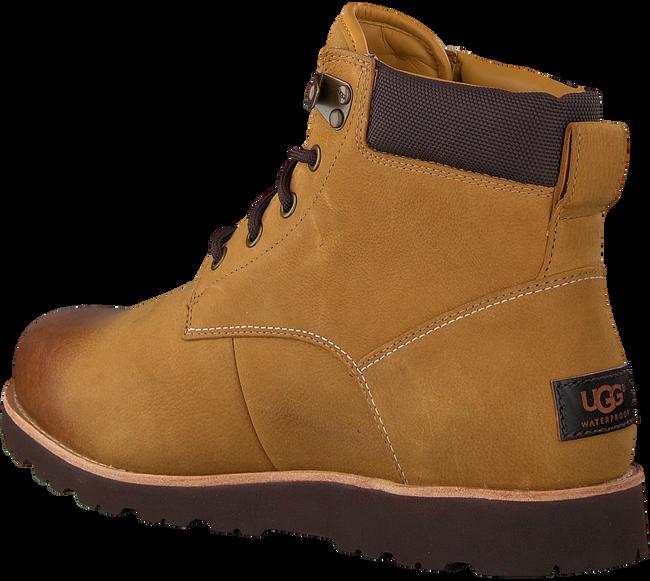 3b6ce04148 Camelfarbene UGG Ankle Boots SETON - Omoda.de