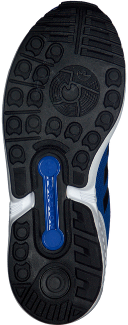 Blaue ADIDAS Sneaker ZX FLUX KIDS - large