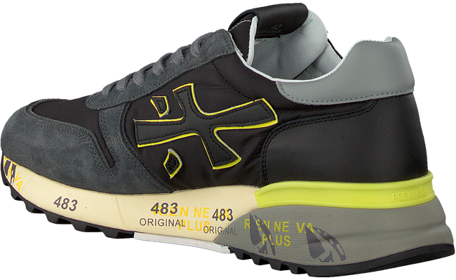 Schwarze PREMIATA Sneaker MICK  - large