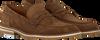 Cognacfarbene MAZZELTOV Slipper 5452  - small