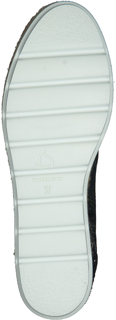 Schwarze KANNA Sneaker KV8187 - large