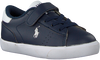 Blaue POLO RALPH LAUREN Sneaker PIERCE EZ  - small