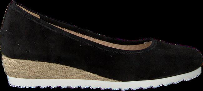 Schwarze GABOR Slipper 641 - large