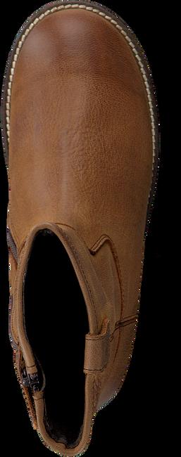 Braune OMODA Stiefeletten O1317  - large