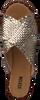 Goldfarbene VERTON Pantolette SIVIGLIA02  - small