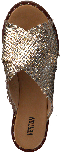 Goldfarbene VERTON Pantolette SIVIGLIA02  - large