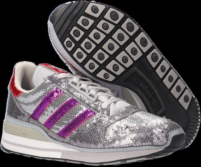 Graue ADIDAS Sneaker low ZX 500 W  - large