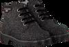 Schwarze NERO GIARDINI Schnürstiefel 722551 - small