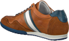 Cognacfarbene CYCLEUR DE LUXE Sneaker CRASH  - small