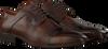 Cognacfarbene MAZZELTOV Business Schuhe 3817  - small