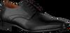 Schwarze VAN LIER Business Schuhe 1958900  - small