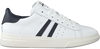 Weiße HIP Sneaker low H1272  - small