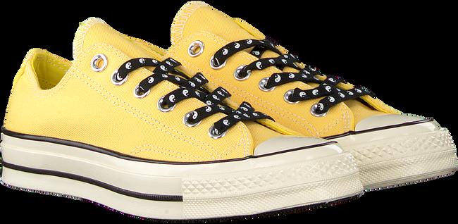 Gelbe CONVERSE Sneaker CHUCK 70 OX  - large