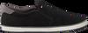 Schwarze TOMMY HILFIGER Slip-on Sneaker ICONIC  - small