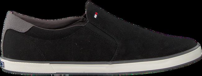 Schwarze TOMMY HILFIGER Slip-on Sneaker ICONIC  - large