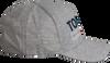 Graue TOMMY HILFIGER Kappe TJU FLOCK CAP  - small