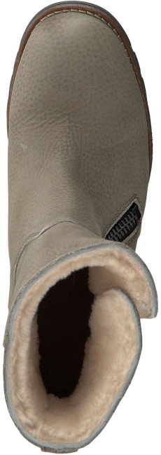 Taupe VIA VAI Langschaftstiefel 140952 - large