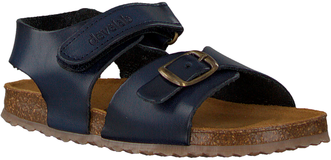 Blaue DEVELAB Sandalen 48147 - large