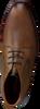 Cognacfarbene VAN LIER Business Schuhe 1959225  - small