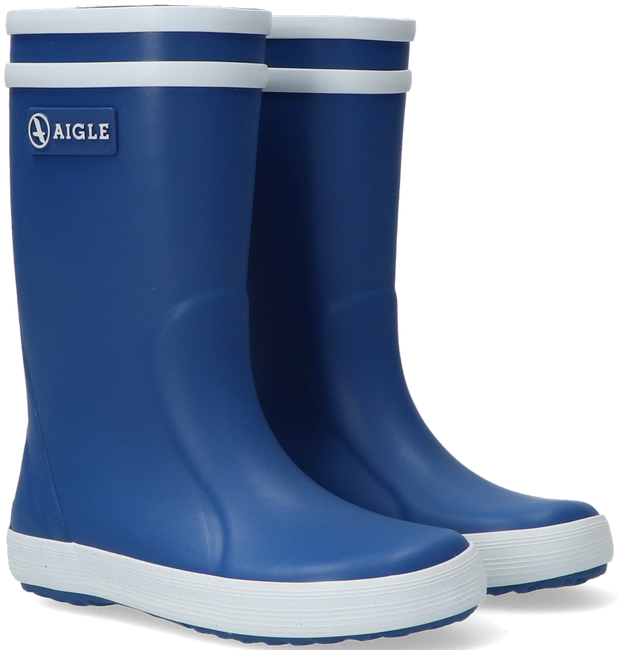 Blaue AIGLE Gummistiefel LOLLYPOP  - large