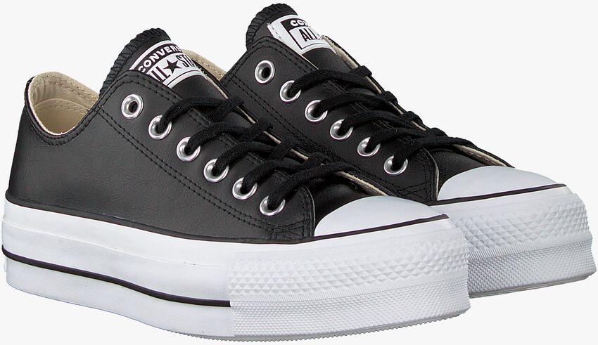 Schwarze CONVERSE Sneaker CHUCK TAYLOR ALLSTAR LIFT CLEA  - larger
