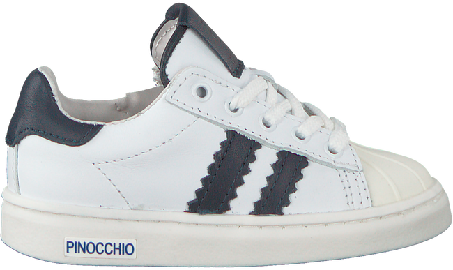 Weiße PINOCCHIO Sneaker P1834 - large