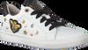 Weiße BRAQEEZ Sneaker LEXI LOUWIES  - small