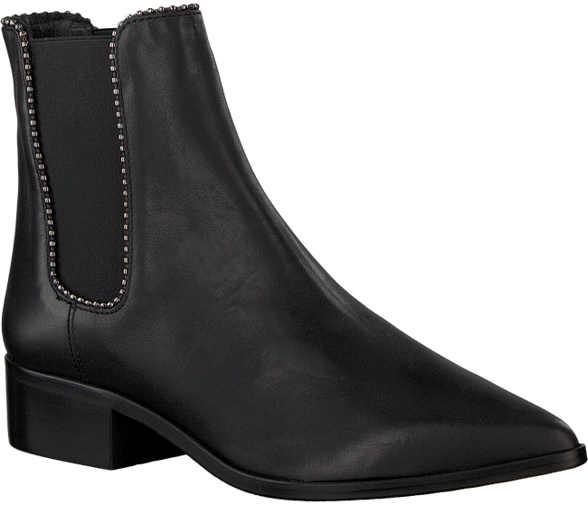 schwarze pedro miralles chelsea boots 24283 schuhmode online. Black Bedroom Furniture Sets. Home Design Ideas