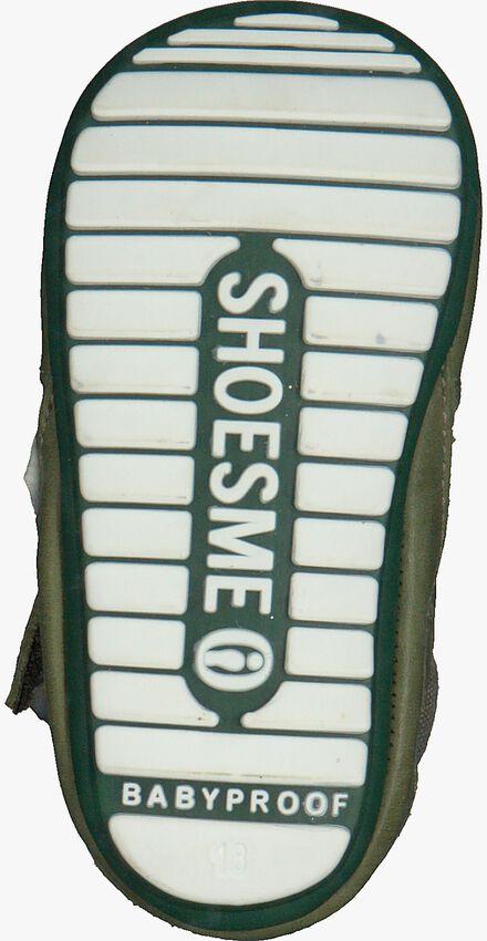 Grüne SHOESME Babyschuhe BP9S038 - larger