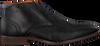 Schwarze VAN LIER Business Schuhe 1951701  - small