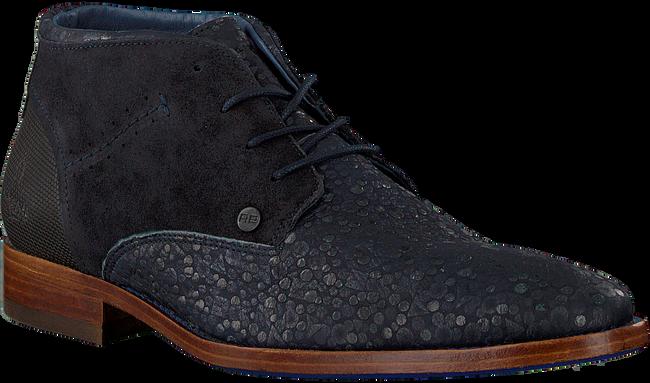 Blaue REHAB Business Schuhe SALVADOR  - large