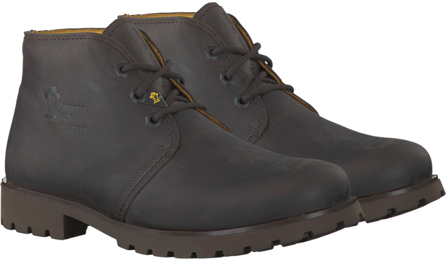Braune PANAMA JACK Ankle Boots BASIC - large