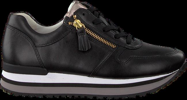 Schwarze GABOR Sneaker low 448  - large
