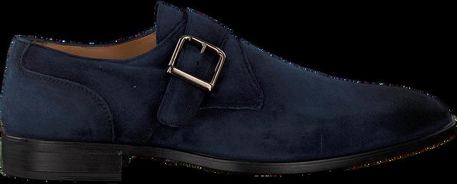 Blaue MAZZELTOV Business Schuhe 3827  - large