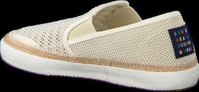 Weiße SCOTCH & SODA Slip-on Sneaker IZOMI  - large