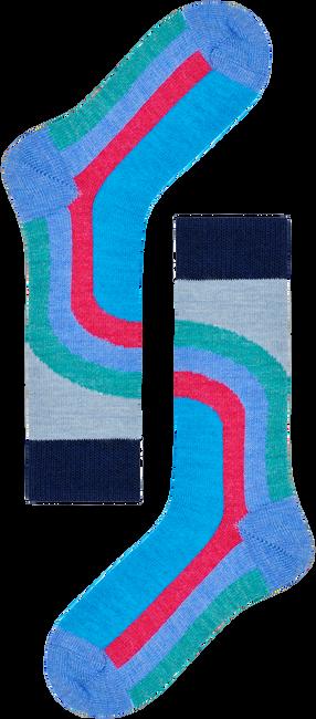 Weiße HAPPY SOCKS Socken HYSTERIA LULU MID HIGH SOCK  - large