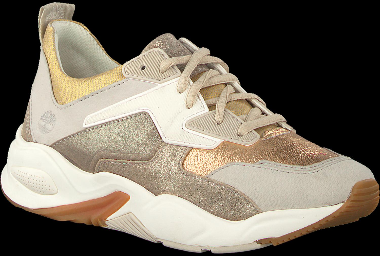 a7667bc83e34ec Goldfarbene TIMBERLAND Sneaker DELPHIVILLE LEATHER SNEAKER DE. TIMBERLAND.  Previous
