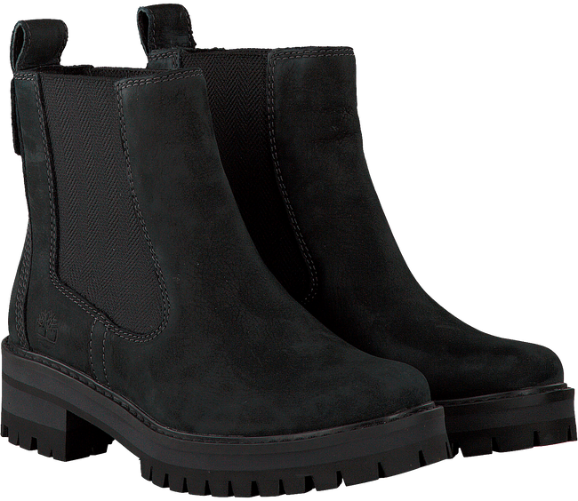 Schwarze TIMBERLAND Chelsea Boots COURMAYEUR VALLEY CH - large