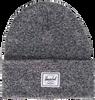 Schwarze HERSCHEL Mütze ELMER  - small