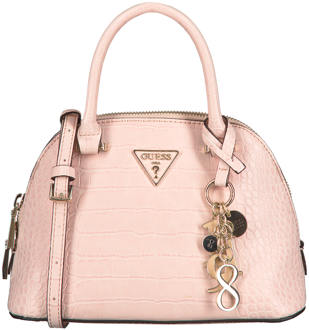 Rosane GUESS Umhängetasche MADDY SMALL DOME SATCHEL  - large