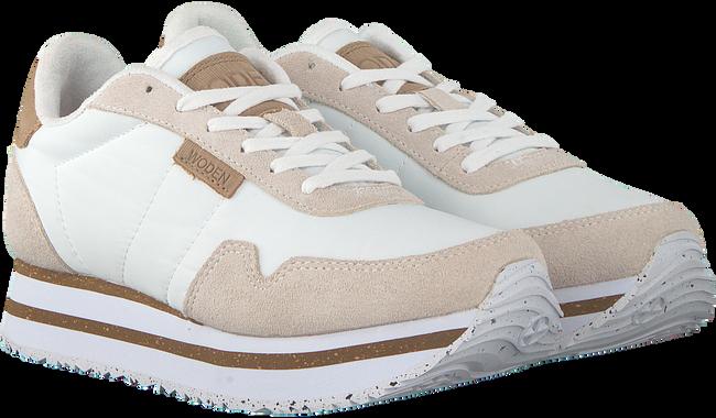 Weiße WODEN Sneaker NORA II PLATEAU  - large
