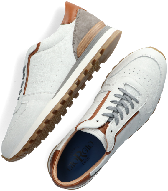 Weiße GIORGIO Sneaker low 87519  - large