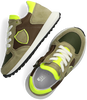 Grüne PINOCCHIO Sneaker low P1776  - small