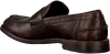 Braune MAZZELTOV Loafer 9611  - small