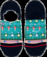Mehrfarbige/Bunte XPOOOS Socken PREMIER LEAGUE INVISIBLE  - medium