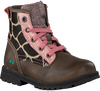 Taupe BUNNIES JR Schnürboots THIJS TROTS - small