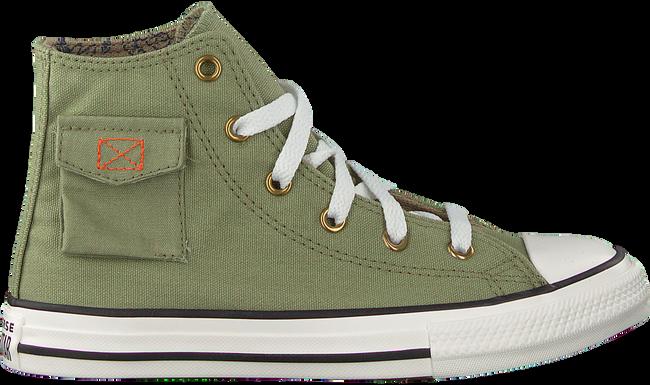 Grüne CONVERSE Sneaker high CHUCK TAYLOR ALL STAR POCKET  - large