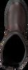 Braune DUBARRY Langschaftstiefel KILDARE - small