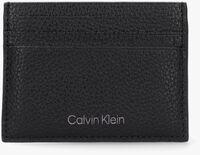 Schwarze CALVIN KLEIN Portemonnaie WARMTH CARDHOLDER  - medium